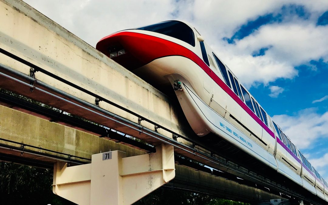 7 Fun Ways To Get Around Walt Disney World
