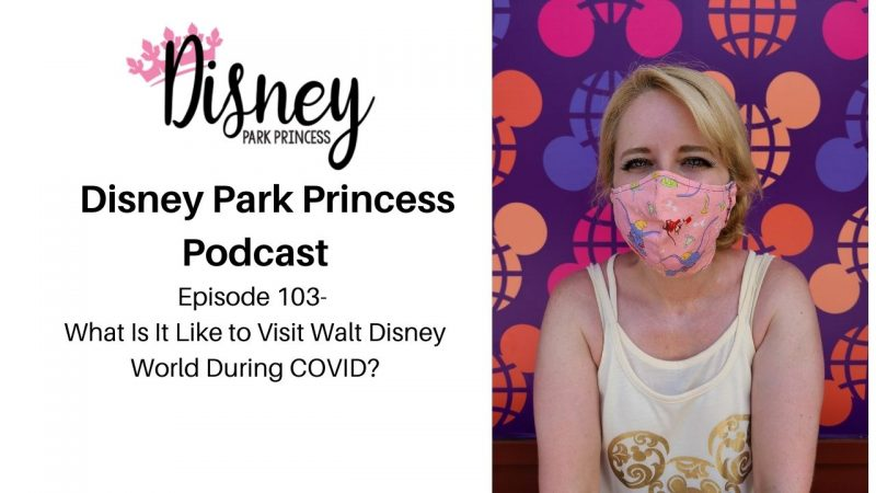 What Is It like to visit Walt Disney World during COVID?