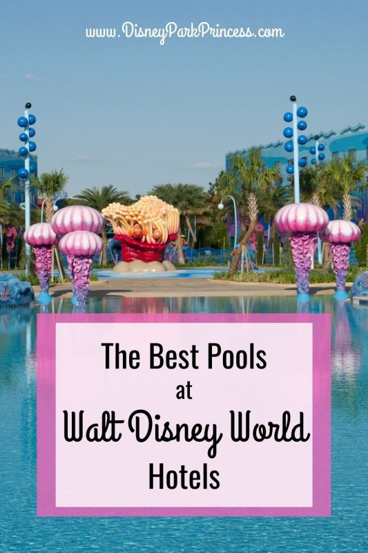 Do you love a great hotel pool? So do we! Learn which hotels at Walt Disney World have the best pools for fun and relaxation after a busy day in the theme parks.