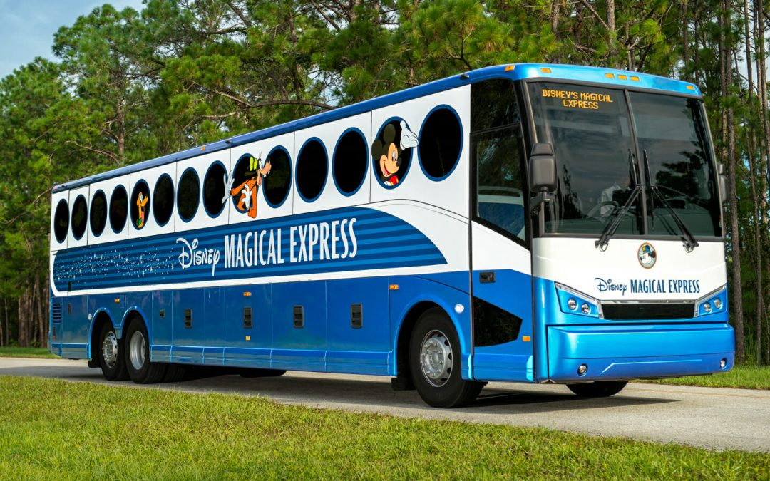 Top 5 Alternatives to Disney's Magical Express at Walt Disney World