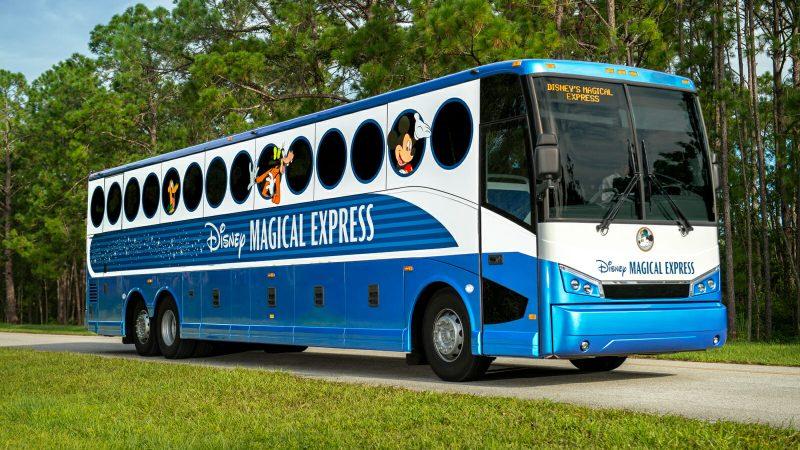 Disney's Magical Express alternatives Walt Disney World on-site benefits