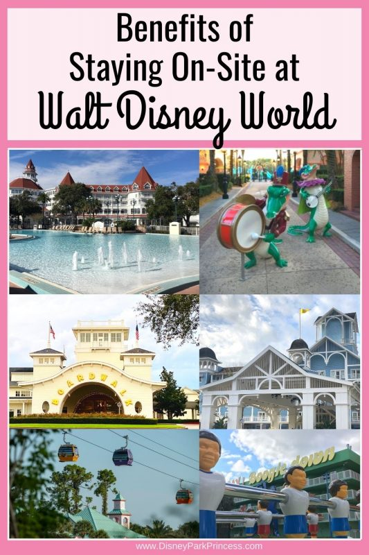 What are the benefits of staying On-Site at Walt Disney World? Do the perks make it worth the potential extra cost? We're breaking it down for you!