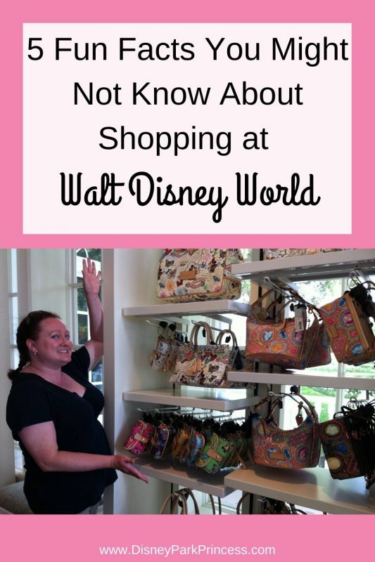 5 Fun Facts You Might Not Know About Shopping at Walt Disney World