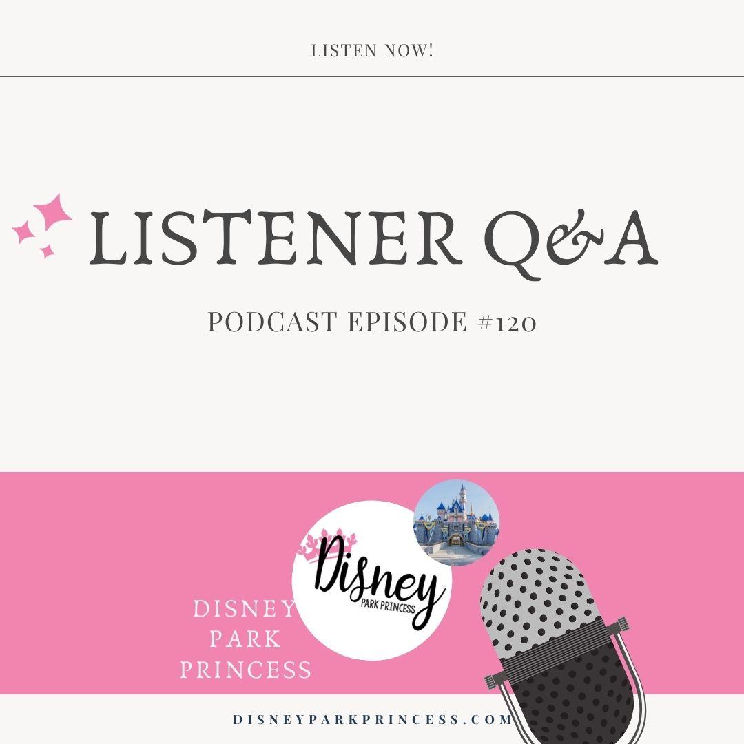 Episode 120- Listener Questions