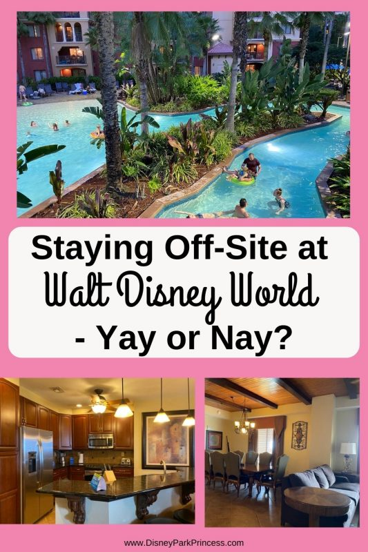Staying Off-Site at Walt Disney World - Yay or Nay? Are the potential savings of staying at an off-site hotel worth it?