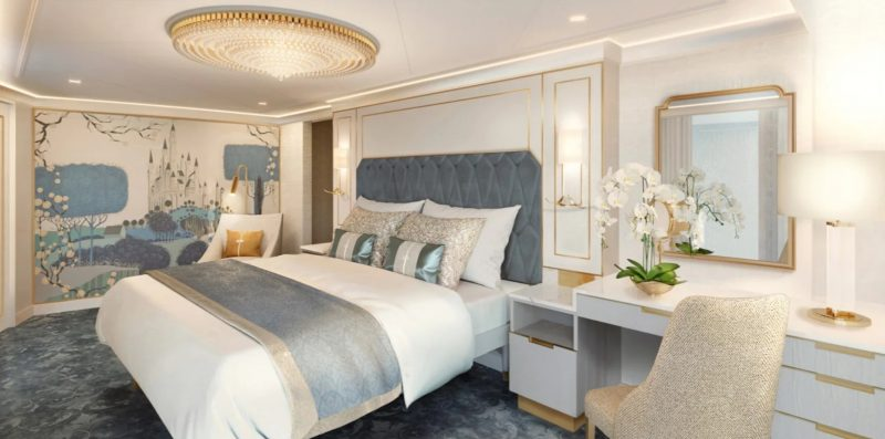 Disney Cruise Line Wish Royal Suite