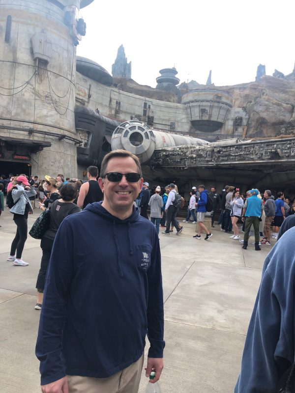 Disney's Hollywood Studios Millennium Falcon attractions i skip
