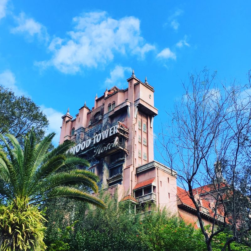 Tower of Terror Attractions I Skip Hollywood Studios