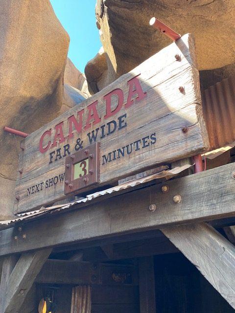 Canada Far and Wide Attractions I Skip Epcot