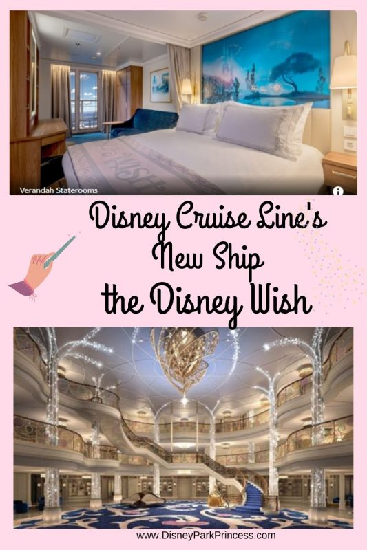 The Disney Wish will set sail in June 2022. Learn what has us so excited about this new addition to the Disney Cruise Line fleet!