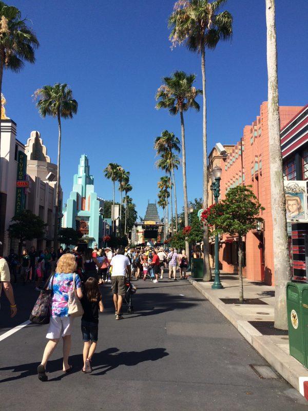 Disney's Hollywood Studios Hollywood Boulevard