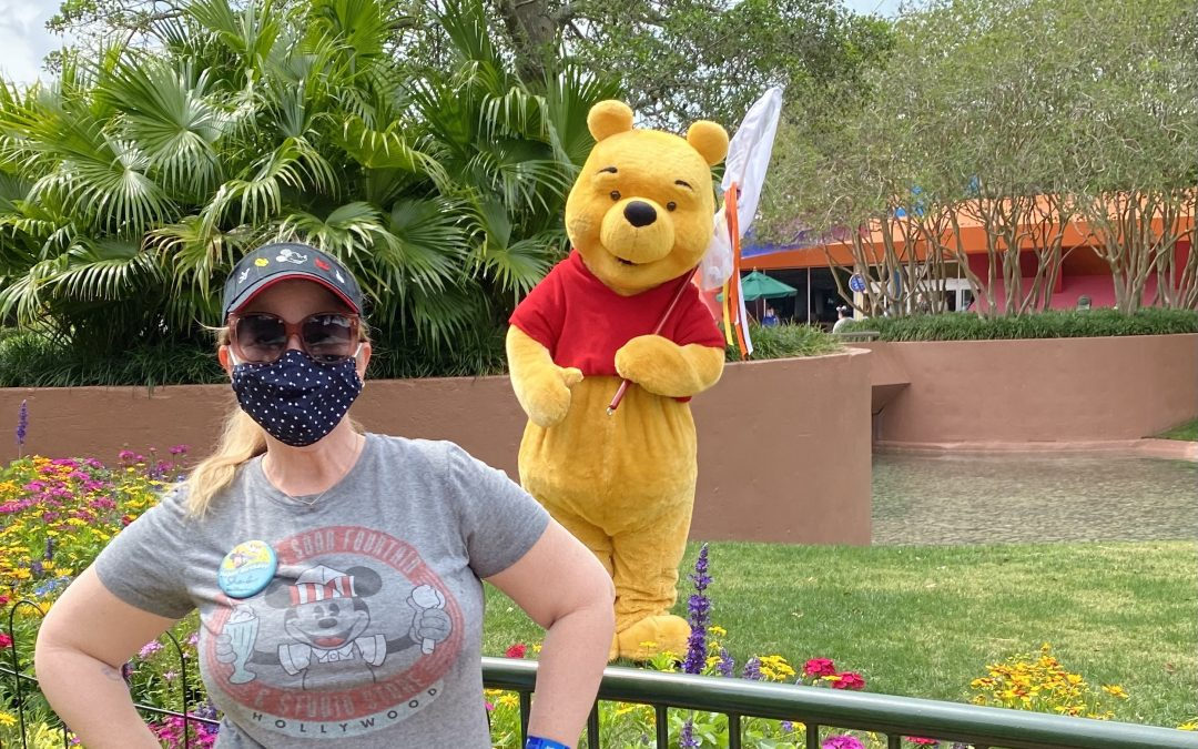 Meeting Characters at Walt Disney World During the COVID-19 Pandemic
