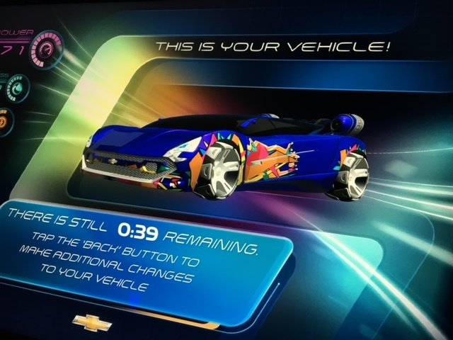 Test Track Attractions I Skip Epcot
