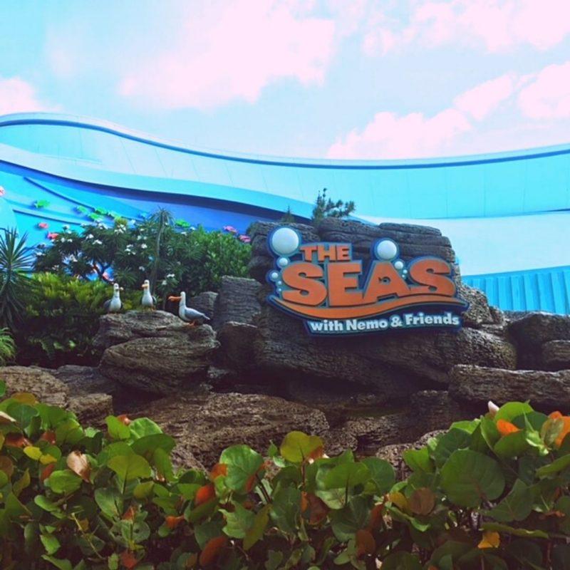 The Seas with Nemo & Friends Attractions I Skip Epcot