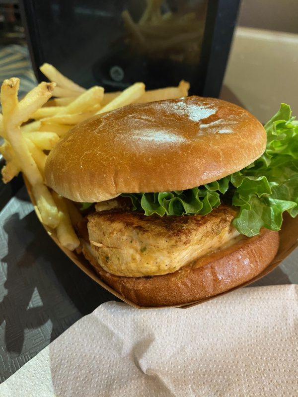 Favorite Things to Eat ABC Commissary Chicken Club Sandwich Disney's Hollywood Studios