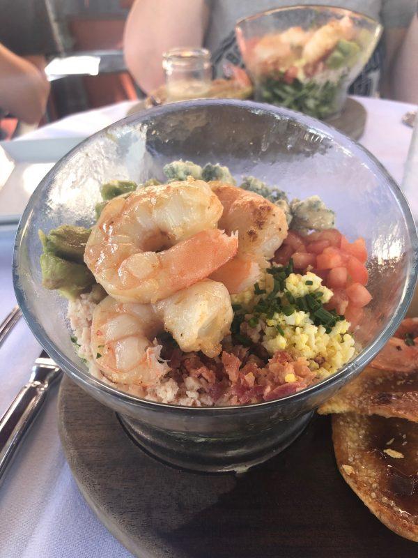 Favorite Things to Eat Disney's Hollywood Studios Brown Derby Lounge Cobb Salad