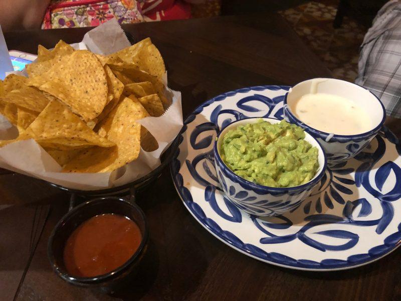 La Cava del Tequila Epcot Chips Guacamole Queso Epcot Favorite Things to Eat