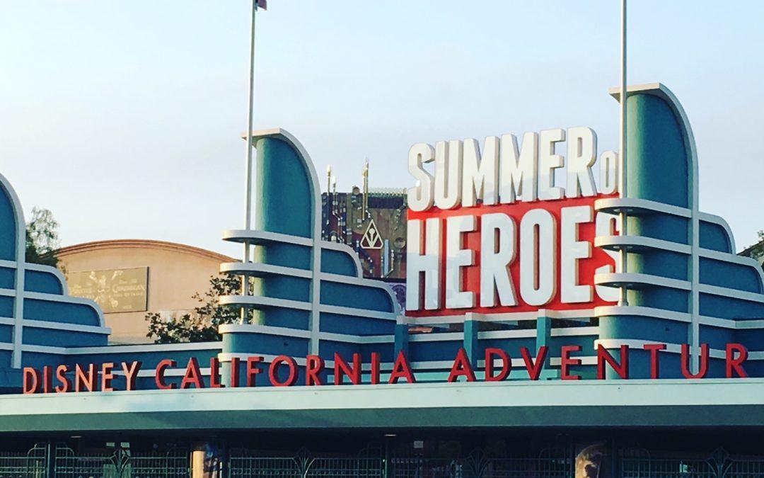 Disney California Adventure Which Attractions I Skip