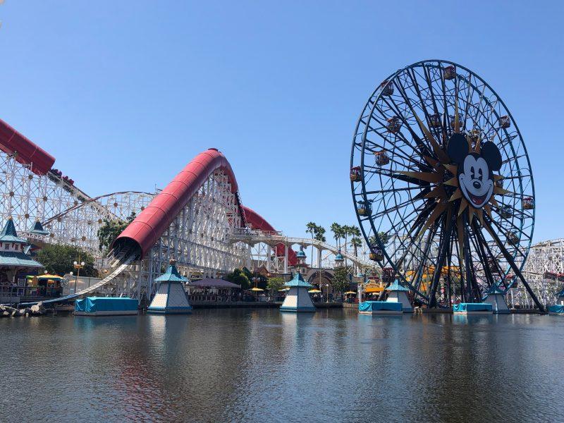Disney's California Adventure Which Attractions I Skip Pixar Pal Around