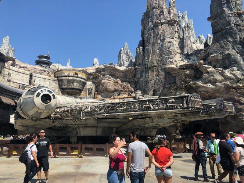 Which Attractions I Skip Disneyland Millennium Falcon