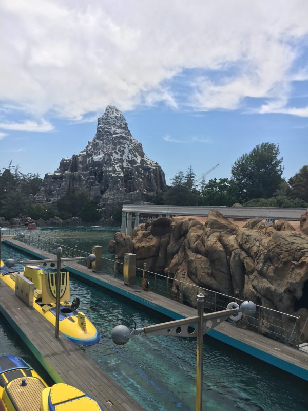 Finding Nemo Submarine Which Attractions I Skip Disneyland
