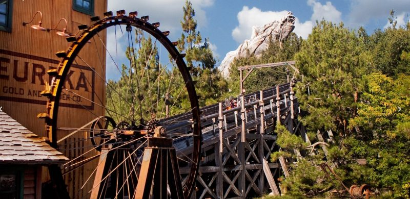 Grizzly Peak Disney's California Adventure Which Attractions I Skip