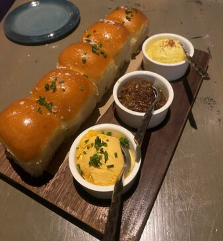 Favorite Things to Eat Walt Disney World Ale & Compass Parker House Rolls