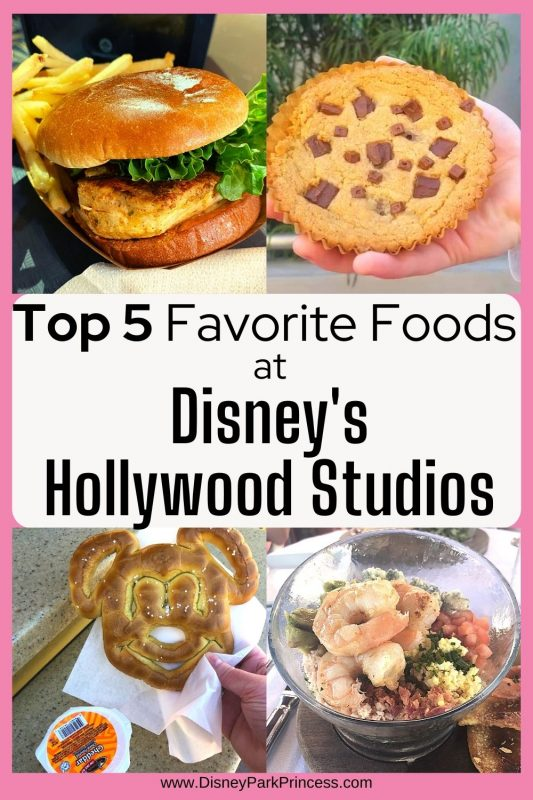 For me, Disney's Hollywood Studios is all about the food! Here are my Top 5 Favorite Things to Eat at Disney's Hollywood Studios