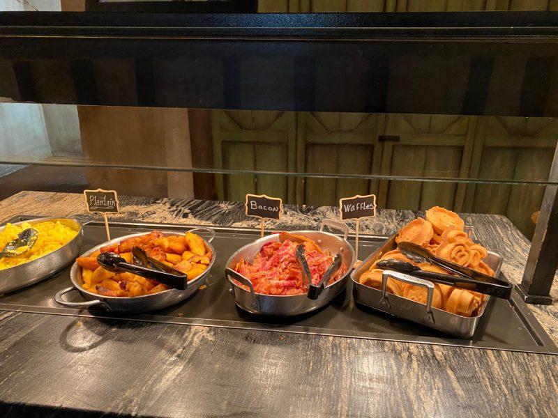 Favorite Things to Eat Disney's Animal Kingdom Tusker House Buffet