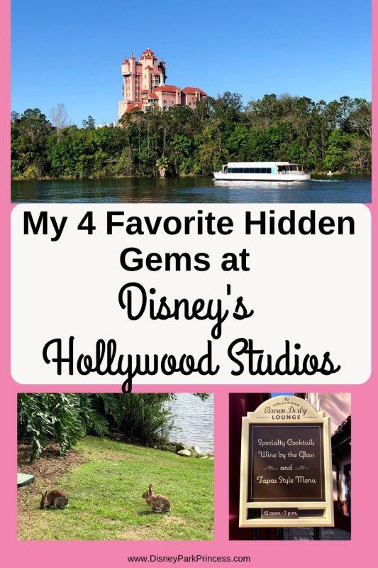 Hidden Gems Disney's Hollywood Studios