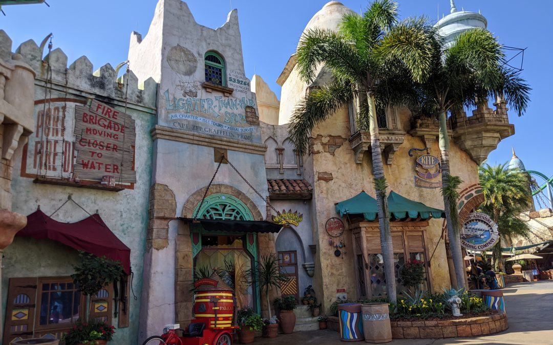 A Disney Fan's Guide to Universal Orlando