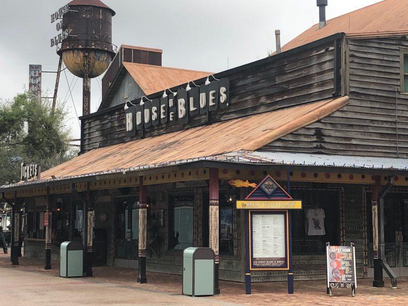 House of Blues Disney Springs Favorite Things to Eat